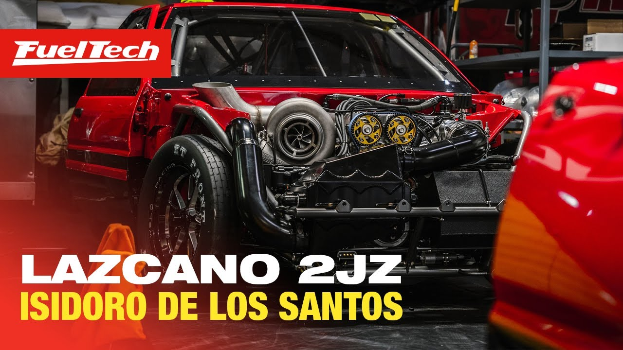 Download 1,883 WHP Toyota 2JZ   Isidoro de Los Santos   El General Racing Team