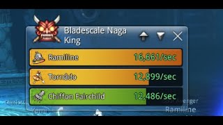 Blade & Soul NA DPS Meter