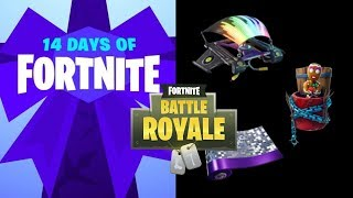 14 DAYS OF FORTNITE! 14 CHALLENGES, 14 REWARDS, 14 LTMS |1300+ WINS | #SUBTOPEWDIEPIE | COME CHILL