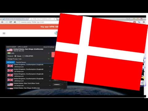 How to Get a Denmark Ip Address! (Danish Vpn With Proxy list) Software