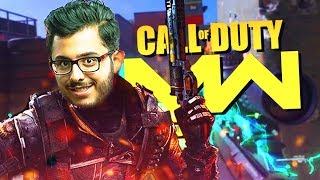 CarryMinati Plays CoD Modern Warfare