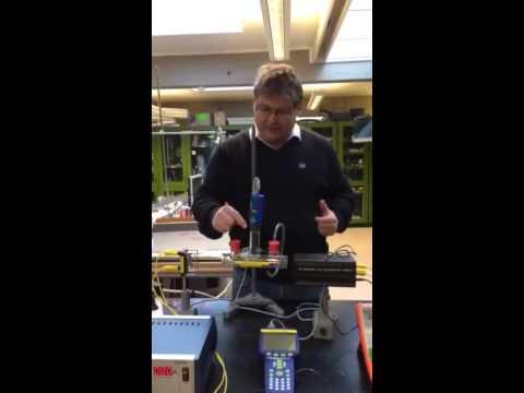 Drivhuseffekt forsøg - YouTube