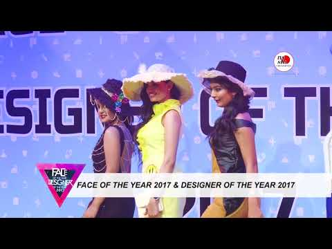 Designer Of The Year 17, Face Of The Year 17, Fashion Designing Contest, Beauty Pageant