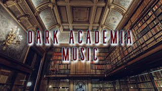 DARK ACADEMIA MUSIC📜💼🖋 to Read, Study, Concentrate and Dream by JANE.