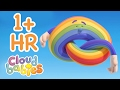Cloudbabies - Rainbow in a Knot | 60+ minutes | Cartoons for Kids