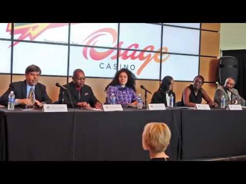 2015 Tulsa Shock Draft Picks Press Conference