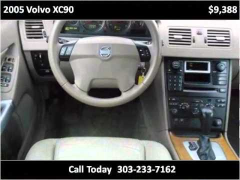 2005 volvo xc90 used cars lakewood co youtube for Happy motors lakewood colorado