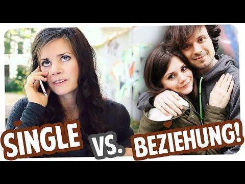 Wie verhalten sich Frauen in einer Beziehung vs. wenn sie Single sind?!