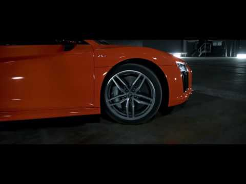 Audi Sport 2016 | R8 Spin