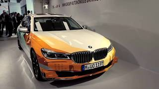 This Is Future | BMW Autonomous Driving Vehicle Level 5
