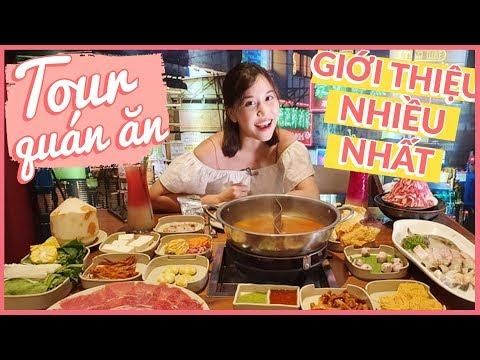 Tour những quán ăn PHẢI THỬ ở Đà Nẵng được recommend nhiều nhất trên mạng