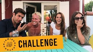 Jenga: Truth or Dare Challenge | Jamie Laing