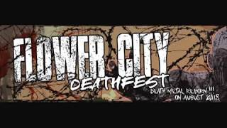 Supporting Extreme Metal Music Festival Flower City Death Fest 2018