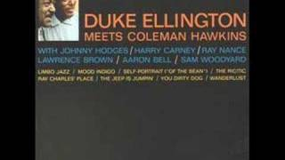 DUKE ELLINGTON MEETS COLEMAN HAWKINS(1962)
