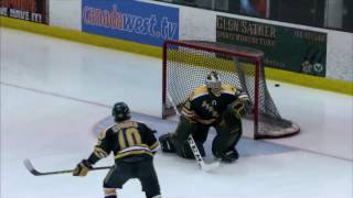 ARCHIVE: Oilers Rookies vs. U of A thumbnail