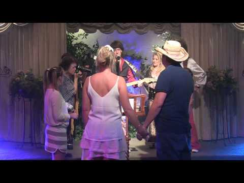 ABBA Theme Wedding