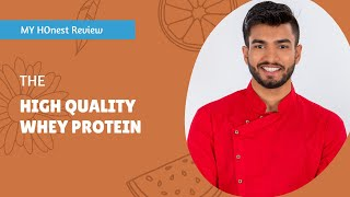 High Quality Whey Protein | NutriMuscle Premium Whey Protein | Review