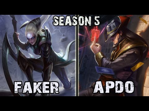 Apdo (Dopa) Twisted Fate - Runes, Masteries, Summoner ...