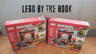 LEGO By the Book - Ninjago Lost Temple (10725)