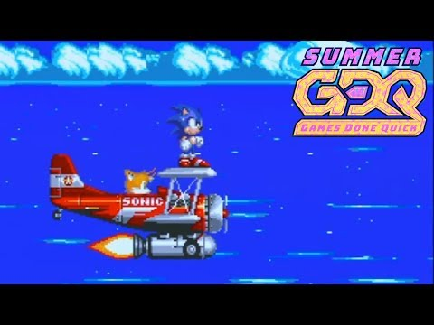 Sonic 3 and Knuckles Speedrun by Mike89 in 45:22 - SGDQ2018