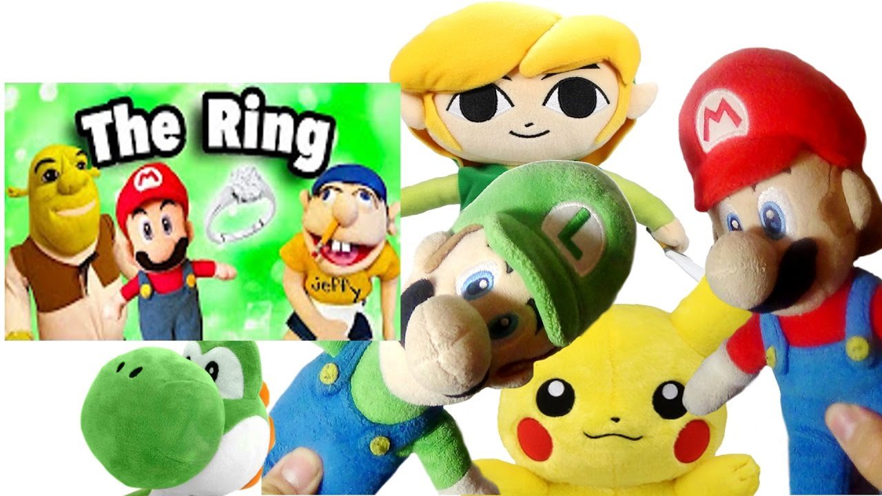 Sml Movie The Ring Mario And Luigi S Reaction Special Guests