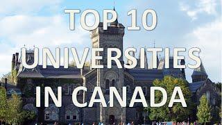 Top 10 Best Universities In Canada/Top 10 Universidades En Canada thumbnail