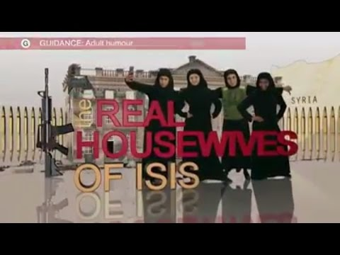 Meet the REAL Housewives of ISIS