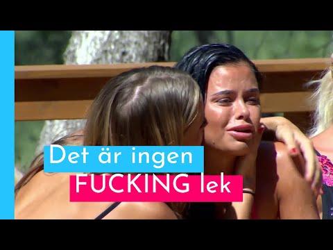 Skitstövel - tävlingen som slutar i det största bråket hittills i Love Island Sverige 2018