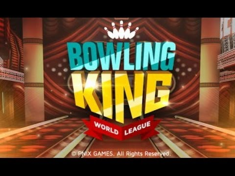 Bowling King: The Real Match - Играем в Боулинг на Android ( Review)