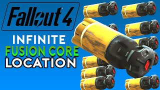 Fallout 4 - Infinite Fusion Cores (PICKPOCKET method)