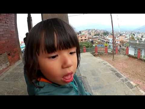 Nepal /Travel vlog / With kid .  Part 1