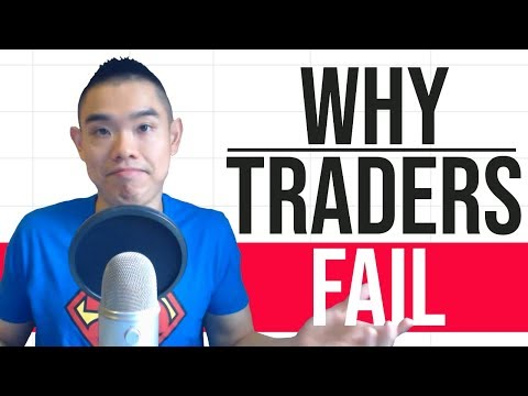 Forex Trading: The #1 Reason Why Most Traders Fail (and What You Can do about it)