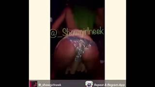 MIA KHALIFA twerk too bad and GET BIG D!CK  IN THE MOUTH