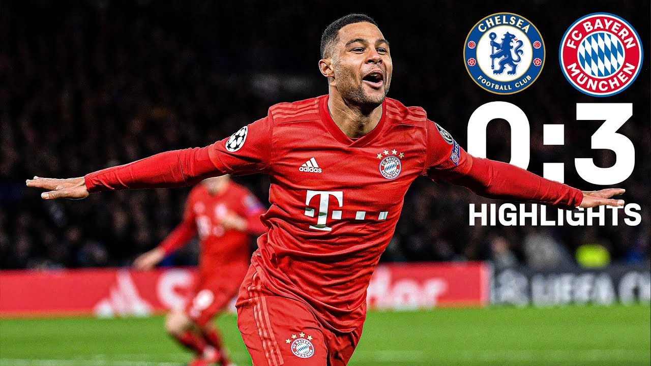 Download All Goals and Emotions of FC Bayern's 3-0 over Chelsea FC   Highlights