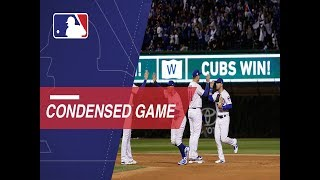 Condensed Game: NLCS Gm4 10/18/17