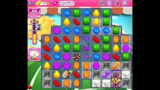 Candy Crush Saga level 1444 NO BOOSTERS