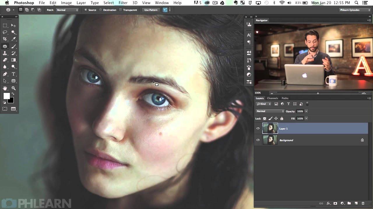 spot fix how to use photos windows