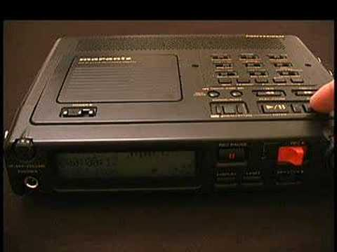 marantz pmd670 digital audio recorder tutorial youtube rh youtube com Marantz R&B 1651 Marantz R&B 1651