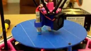 Kossel Mini 3D Printer