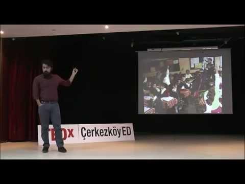 Size Bakan 40 Çift Göz | Yiğit İnanç Kazak | TEDxÇerkezköyED