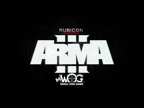 ARMA 3 | Team Rubicon | mWOG | 14.11.2013 #3