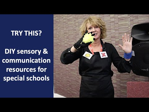 TRY THIS? | DIY Sensory & Communication Resources For Special Schools