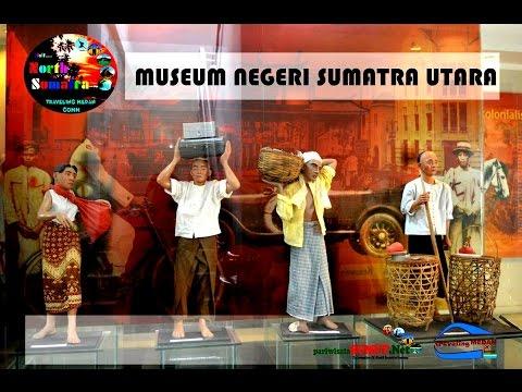 Medan Travel Guide - Museum Negeri Sumatera Utara