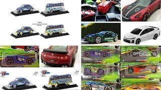2018 WALMART SPRING EXCLUSIVE HOT WHEELS, 17 Nissan GT-R R35 Toy Fair car & More News