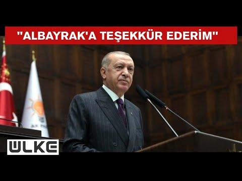 Cumhurbaşkanı Erdoğan: ''Berat Albayrak görevden affını istedi. Kabul ettik''