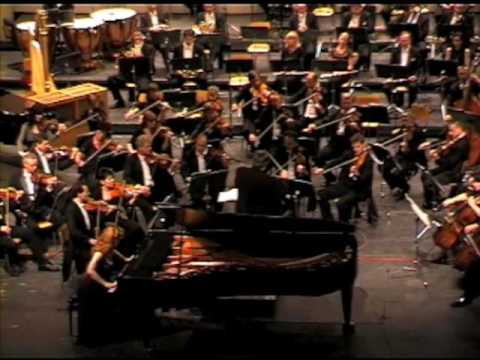 S.V. Rachmaninov - Koncert no. 2 c minor for piano and orchestra