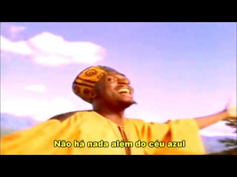 JIMMY CLIFF   I CAN SEE CLEARLY NOW  1993  TRADUÇÃO   LEGENDA