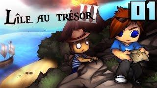 L'île au Trésor III #01 : MARIBRI & GISÈLE ! thumbnail
