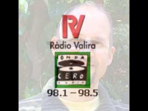 Entrevista a Ireneu Castillo en Ràdio Valira (Andorra) 30/10/2014