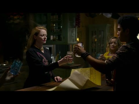 Chilling Adventures Of Sabrina | Spellman Family Call Tornado And Gather All Greendale People In Mid